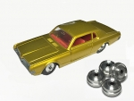 Neue Felgen Mercury Cougar King Size No. K-21