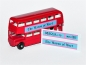 "Preview: ""The Baron of Beef / Mecca Ltd"" Decals für ROUTEMASTER BUS No. 5D"
